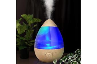 2.5L Air Humidifier Ultrasonic Aromatheraphy Diffuser Aroma Nebuliser Purifier
