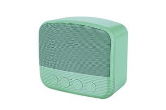 Bluetooth V5.0 Portable Speaker Wireless Handsfree Usb Tf Aux - Green