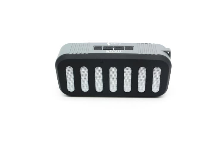 Bluetooth V2.1 +Edr Mini Stereo Speaker Wireless Rechargeable Usb Tf Fm Black