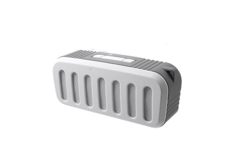 Bluetooth V2.1 +Edr Mini Stereo Speaker Wireless Rechargeable Usb Tf Fm White