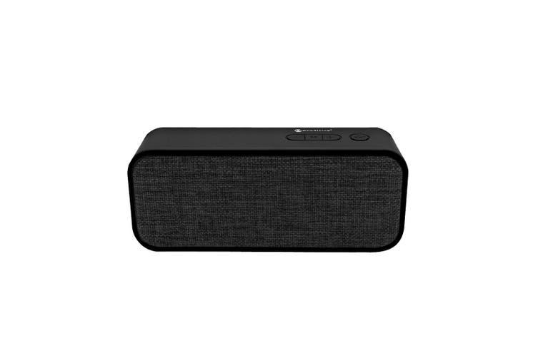 Bluetooth V2.1 +Edr Wireless Stereo Speaker Rechargeable Usb Tf Fm Black