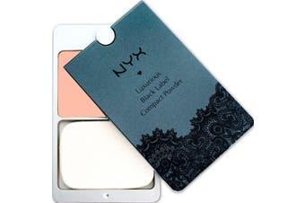 Nyx Luxurious Black Label Compact Face Powder #Blcp11 True Beige Concealer