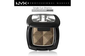 Nyx Single Eye Shadow #Es145A Smoke Mountain Smokey Shimmer Eyeshadow