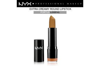 Nyx Round Lipstick Portus #LSS514 Soft Cream Tone