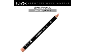 Nyx Slim Lip Pencil #Spl850 Nectar Orange Buttery Long Wearing Liner Lipliner