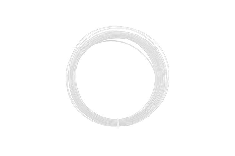 10M Pla Filament 1.75Mm For 3D Printer Pen Modeling Draw Round - White