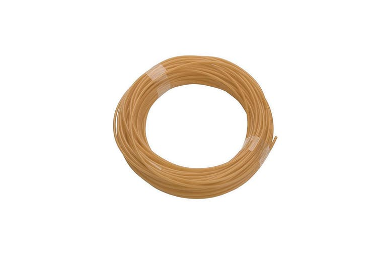 340M Pla Filament 1.75Mm For 3D Printer Pen Modeling Draw Round - Brown