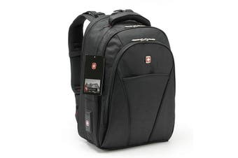 "Swissgear 15.6"" Laptop Backpack + Laptop Sleeve Padded Straps Sa4005"
