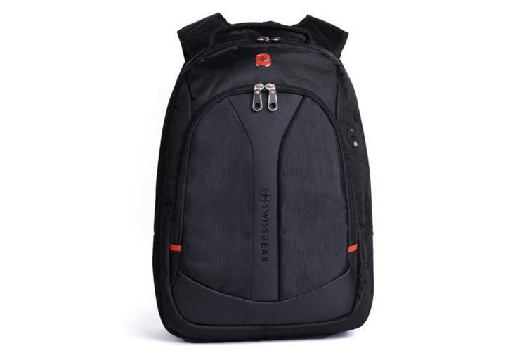 "Swissgear 15.6"" Laptop Backpack Internal Organizer Padded Straps Sa9666"