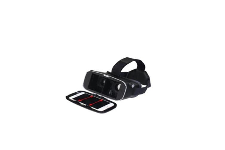 Vr Storm Headset Glasses 3D Box Samsung For Iphone 6 6S Plus Virtual Reality Android