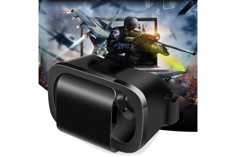 Vr Mini 3D Glasses Virtual Reality Google For Samsung Htc Lg Iphone 6 6S Plus Ios