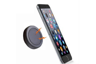 Universal Magnetic Quick Snap Mount Holder Mobile Smart Phone Iphone Gps 1504