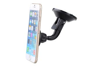 Universal Magnetic Quick Snap Car Suction Mount Mobile Smart Phone Iphone 1505
