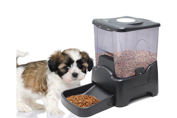 10L Pet Feeder Automatic Food Dispenser Cat Dog Bowl Digital Large Food Bowl Pets