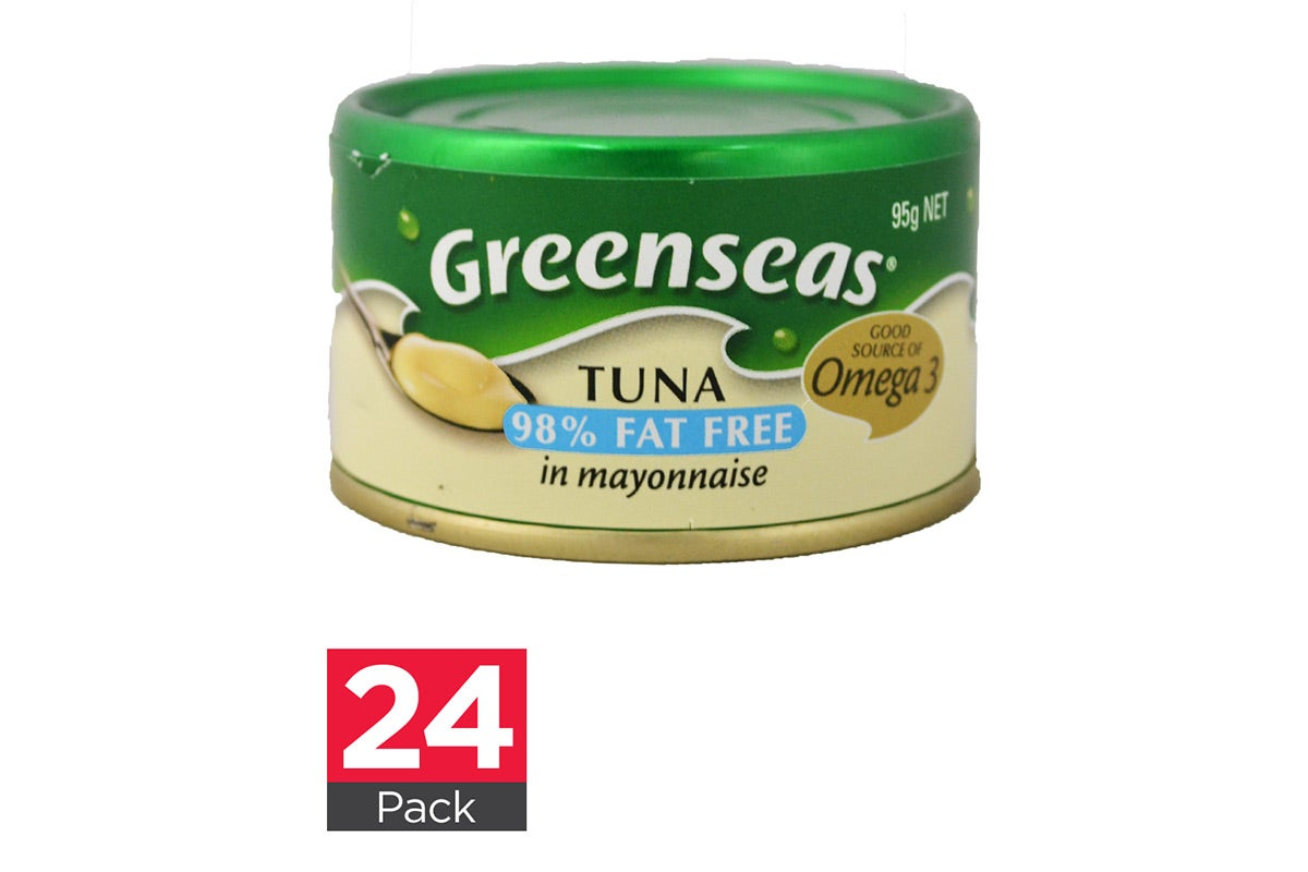 24x Greenseas Tuna In Mayonnaise 95g