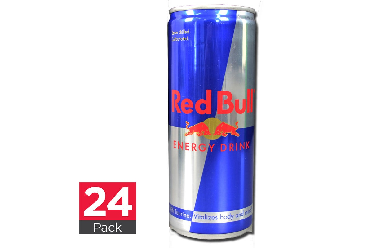 24x Red Bull Energy Drink 250ml