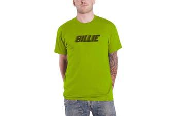 Official Billie Eilish T Shirt Racer Blohsh Logo When We All Fall Asleep new