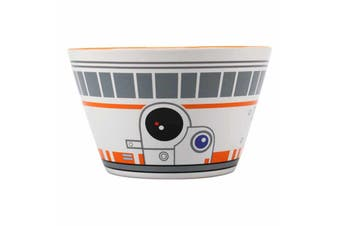 Star Wars Bowl BB-8 Droid body Last Jedi new Cereal Official