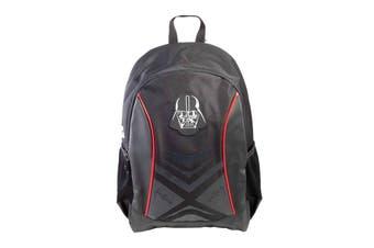 Star Wars Backpack Darth Vader Helmet Logo new Official Black
