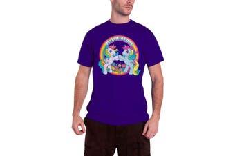 My Little Pony T Shirt Best Friends new Official Mens blue