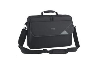 "Targus 15.6"" Topload Intellect Clamshell Laptop Case"