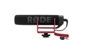 RODE VideoMic  GO Lightweight On-Camera Microphone Requires 2.5V Camera Plug-in Power