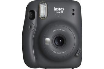 FujiFilm Instax Mini 11 Instant Camera Charcoal Gray