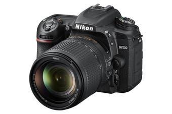 Nikon D7500 DSLR Camera with 18-140mm Lens Kit