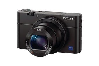 "Sony Cyber-shot DSC-RX100 III Digital Camera - 20.1MP 1"" Exmor R BSI CMOS Sensor Zeiss Vario-Sonnar"