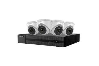 HiLook IK-4142TH-MH/P 2MP 4 Channel NVR Surveillance System with 1TB HDD