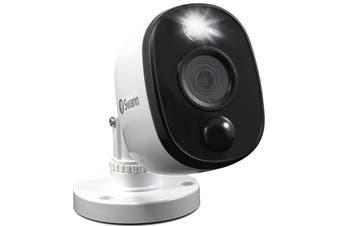 Swann 2MP/1080p Thermal Sensing Sensor Warning Light Bullet Security Camera - PRO-1080MSFB
