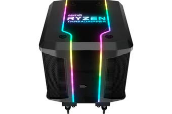 Cooler Master Wraith Ripper ARGB CPU Cooler With Addressable RGB lighting. Designed for AMD