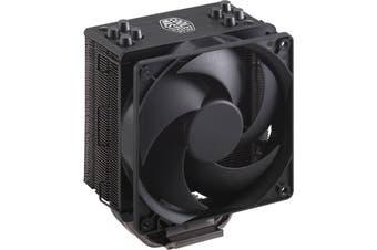 Cooler Master Hyper 212 Black Edition CPU Cooler Gun-metal Black with Brushed Aluminum Surface