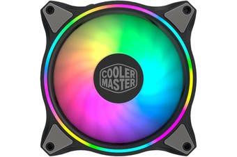 Cooler Master MasterFan MF120 Halo ARGB PWM 120mm ARGB Fan