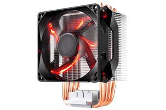 Cooler Master Hyper H410R RGB CPU Cooler with RGB INTEL: LGA 2066 / 2011-3 / 2011 / 1151 / 1150 /