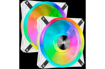 Corsair QL 140 RGB WHITE 140mm RGB LED Fan