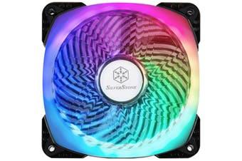 Silverstone AP 140 Addressable RGB Air Penetrator frame design 140mm Case Fan