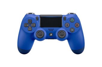 Sony PS4 PlayStation 4 DualShock 4 Wireless Controller v2 - Wave Blue