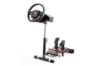 Wheel Stand Pro V2 F458  for Thrustmaster 458/F430/T80/T100 Racing Wheels BLACK