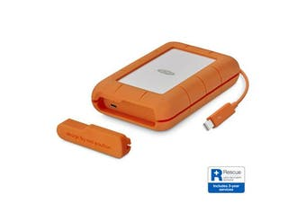 Lacie Rugged Thunderbolt 3 / USB-C 2TB External HDD
