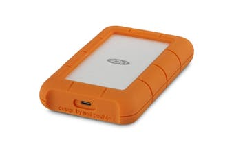 Lacie Rugged USB-C 2TB External HDD