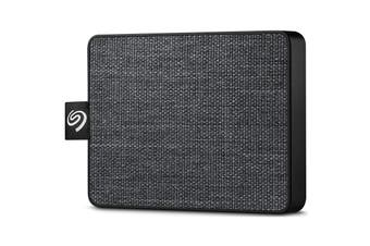 Seagate Backup One Touch 500GB Portable SSD - Black