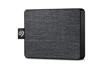 Seagate Backup One Touch 1TB Portable SSD - Black