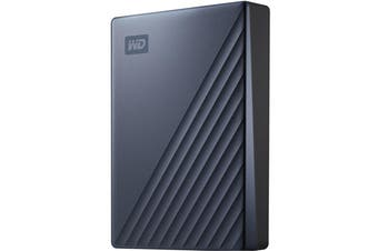 WD My Passport Ultra For Mac 5TB USB-C HDD