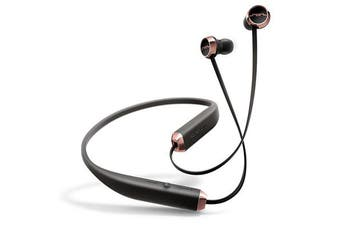 Sol Republic Shadow Wireless In-Ear Headphones - Black/Copper - With in-line mic & remote -