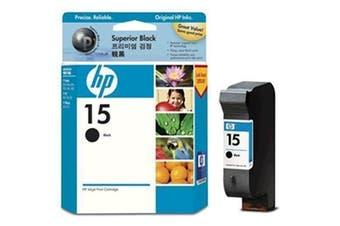 HP Ink Cartridge 15 Black C6645DA
