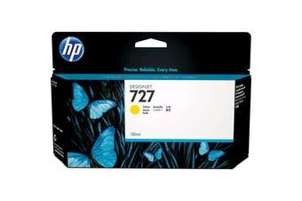 HP Ink Cartridge 727 130ml Yellow B3P21A
