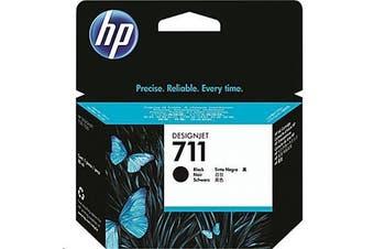 HP Ink Cartridge 711 80-ml Black CZ133A