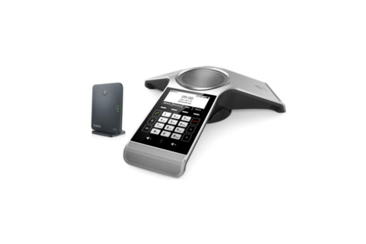 Yealink CP930W-BASE WIRELESS CONFERENCE UNIT with W60B DECT base station