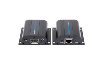 LENKENG LKV372A HDMI extender kit over single Cat6 or higher cable 1080p up to 60M. IR Emitter &